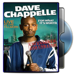 Dave Chappelle For What It's Worth by Jass8
