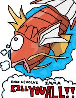 Magikarp by Retardichard