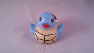 Squirtle Duck by spongekitty