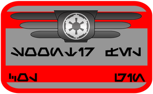Imperial Pilot Nameplate V.2 by viperaviator