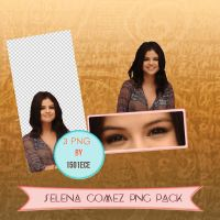 Selena Gomez Png Pack by ece1501