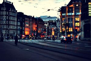 Amsterdam by infernosam