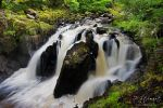 Black Linn Falls by FlippinPhil