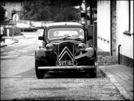 Citroen by madzialena82