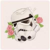 Storm Trooper Tattoo by shishah