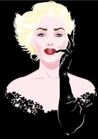 Miss Monroe Beauty by Laazar