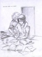 sometimes a break is needed by ryuusei-illusion