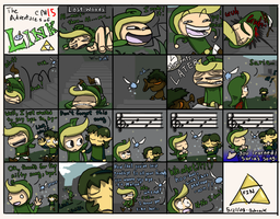 The Adventures of Link 15 by Monotypical