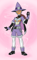 Kamen Rider Kastelle (Profile added) by Malunis