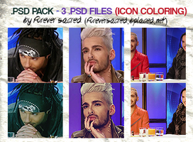 .PSD Pack 8 - Icon Coloring by Nexaa21