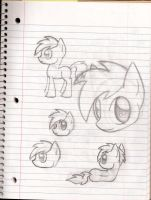 practice sketches 1 by xXElectro-LightXx