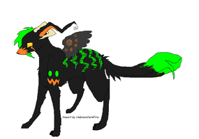 tail mouth adopt .:SOLD:. by xXcatdragon-adoptXx