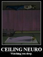 MTNN - Ceiling Neuro 1 by SegundaEtapa
