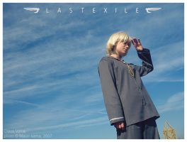 Last exile - beyond the clouds by SoranoSuzu