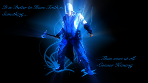 Connor Kenway Wallpaper by XtremisMaster