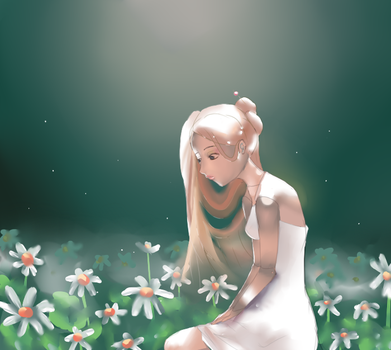 Simple Thoughts - Einlee by aiemii