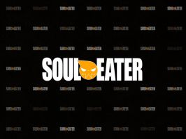 Soul Eater Logo Wallpaper by Sensei-kun