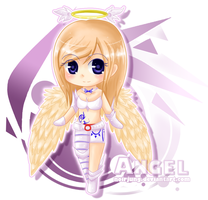 [TR] Angel by noirjung