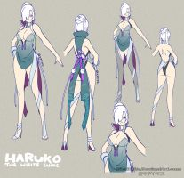 Haruko 2015_Sheet. by MadiBlitz