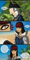 A Pretty Pirate (POTC Slash/Yaoi comic) - PAGE 2 by Sapphiresenthiss