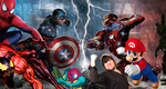 Civil War in the House by Faxerton30