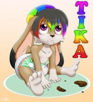 ARed Tika by The-Padded-Room