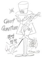 Hudson and Watson : Count Quantum by komi114
