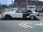 A Worn Out Forty Five Year Old LIncoln Continental by Brooklyn47