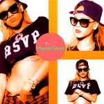 Rihanna Png Pack. by MajesticGomez