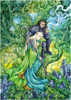 Rendezvous in Mirkwood by Candra