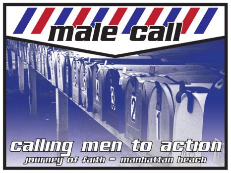 Male Call PPT Background Main by leviasay
