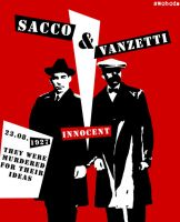 Sacco and Vanzetti by Swoboda