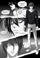 Death Note Doujinshi Page 48 by Shaami