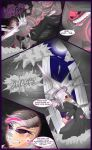 Golden Guardian! Page 7 : Sent Flying! by RoseGoldGleam