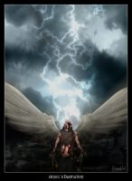 Angel's DAMNATION by grimmevil