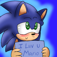 Love Mario by greenwolfs12