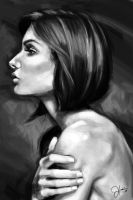 Profile sketch by JonathanHankin