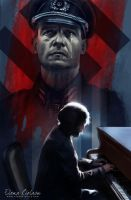 The Pianist by Elena-Ciolacu