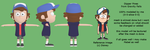 [WIP] Dipper Pines by 0-0-Alice-0-0