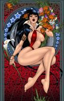 Vampirella by Marly-of-Wonderland