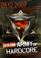 Army Of Hardcore - Kleve by Typic