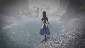 American Mcgee's Alice Vale of Tears 'remake' by Alice-Croft