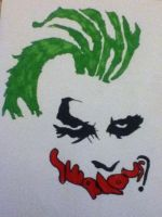 why so serious! by tranylover