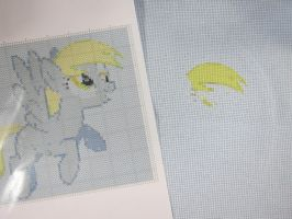 Derpy Dicebag WIP by Mattsma