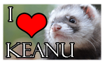 I love Keanu [stamp] by Panda-kiddie