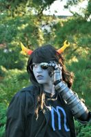 Homestuck: Co8alt Thief by GV-C