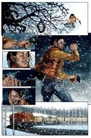 Scott Sigler's Infected pg001 by ChadMinshew
