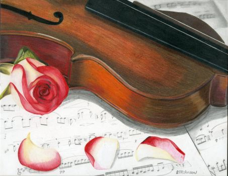 Classical Music by Angelique-Mae