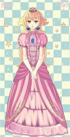 Princess Peach by tidus-chan