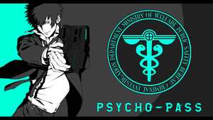 Psycho Pass Wallpaper by Welterz